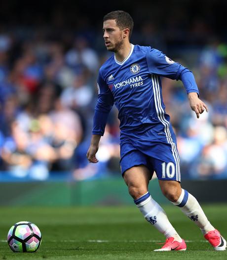 Chelsea wil Hazard niet vrijgeven voor interlands België