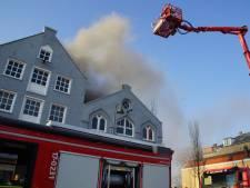 Niemand gewond bij brand in sportschool Maassluis
