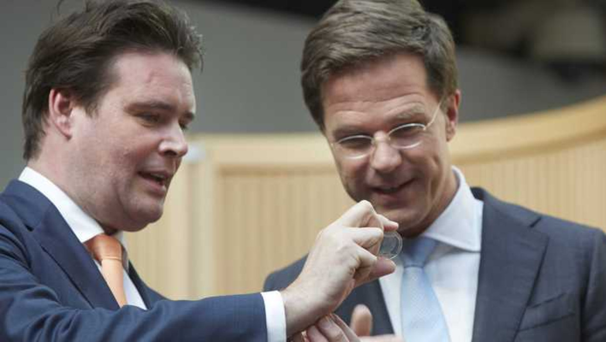 Rutte Gerustgesteld Door Weekers