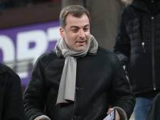 Anderlecht boos over beslaglegging