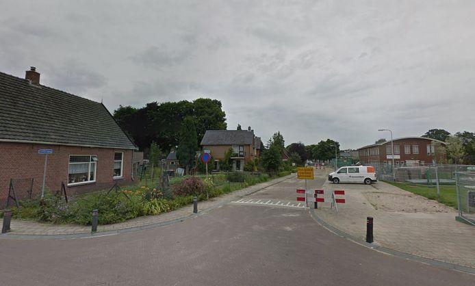 Het deel van de Schoolstraat tussen de Lentfersweg en de Graaf Ottostraat werd al eerder heringericht.