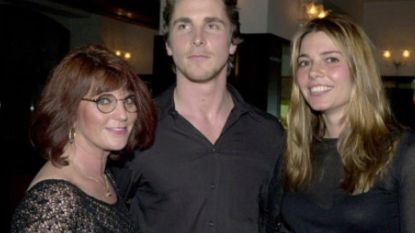 Christian Bale legt complexe vete met zijn moeder na 10 jaar bij