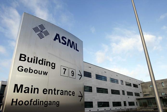 Mede dankzij ASML Zuidoost-Brabant een van de sterkste regio's.