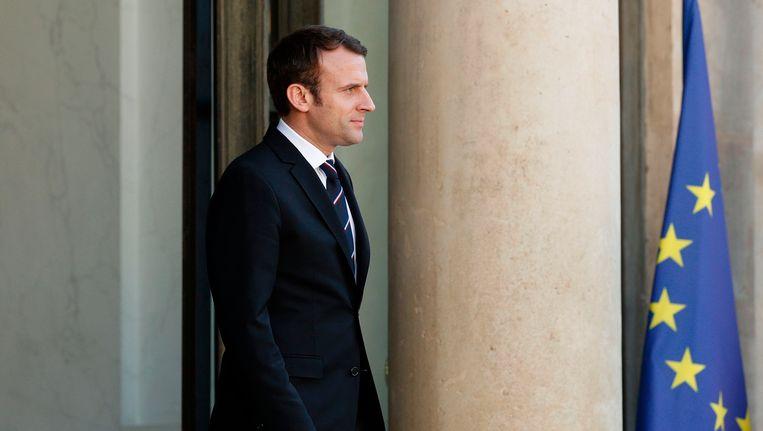 Emmanuel Macron is sinds zondag officieel de nieuwe president van Frankrijk.