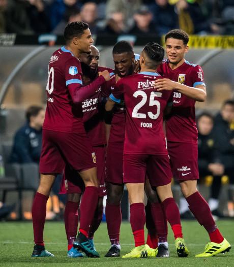 Beste seizoensstart ooit voor Vitesse na zege in Venlo