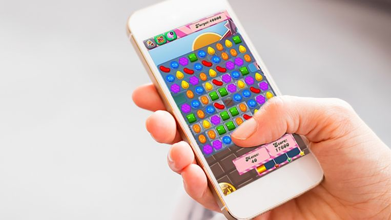 Belg speelt Candy Crush uit na meer dan 2.000 levels.