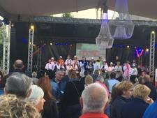 VIDEO: MidZomer Festival Goirle geopend met De Toppers van Goirle