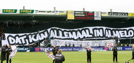 Fanatisme supportersclub BiancoNero maakte van Heracles Almelo volwassen eredivisieclub