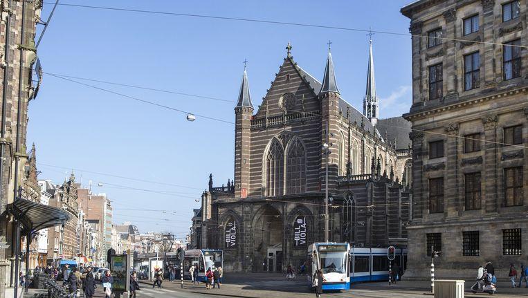 De Nieuwe Kerk Beeld Floris Lok