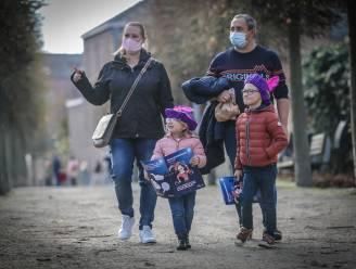 Kinderen helpen Piet uit de nood tijdens eerste Speurpietentocht in Sint-Truiden