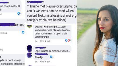 Nieuwe woordvoerster Open Vld slachtoffer van racistische opmerkingen via sociale media