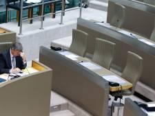 Furieux de ne pas recevoir les chiffres, les partis d'opposition flamands quittent l'hémicycle