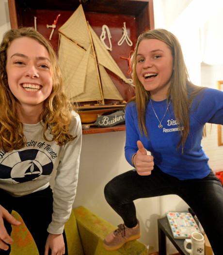 Studenten Saxion en UT zeilen van Rotterdam naar Engeland