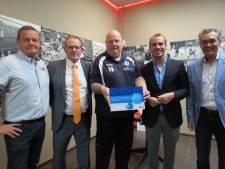 Officiële erkenning KNVB voor jeugdopleiding Unitas'59