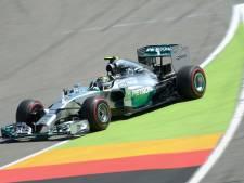 Rosberg partira en pole position à Hockenheim