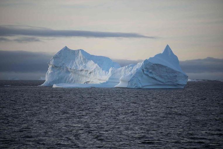 Oost-Antarctica. Beeld afp