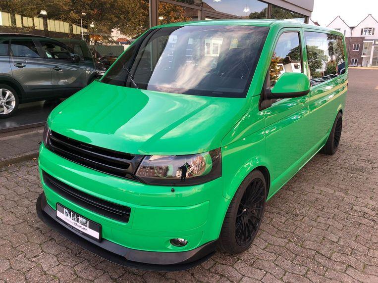 Volkswagen Transporter.
