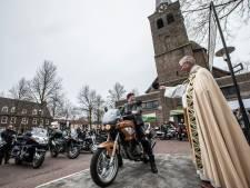 Motorzegening Milheeze op Tweede Paasdag