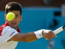 Djokovic maakt op Queen's indruk tegen Dimitrov