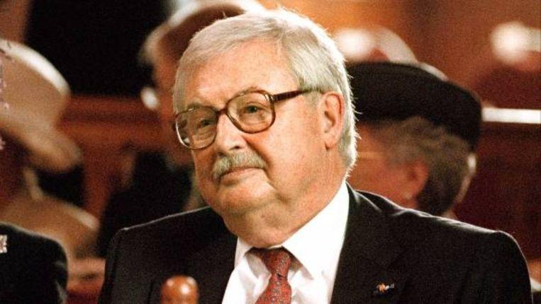 In zijn huis in het Engelse Pudleston is Albert Heijn op 83-jarige leeftijd overleden, de kleinzoon van de oprichter van de supermarktketen Albert Heijn. (WFA ) Beeld