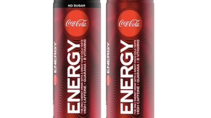 Coca-Cola gaat strijd aan met Red Bull en lanceert voor het eerst energiedrank