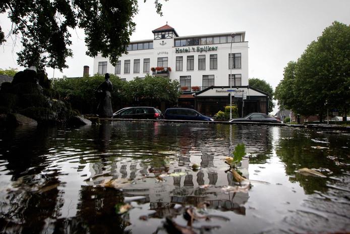 Hotel 't Spijker in Beek.  Archieffoto Gerard Verschooten