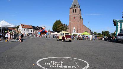 Overslag gewonnen voor groene en multifunctionele toekomst kerkplein