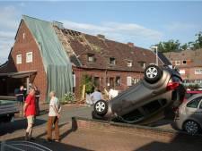 Bocholt ook getroffen door 'tornado'