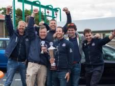Team Lemmer wint reddingsbattle op Urk