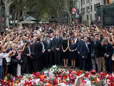 Koning Felipe: We zijn niet bang en zullen dat ook nooit worden