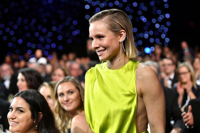 Kristen Bell kreeg de #SeeHer award.