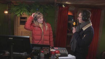 Nachtgast Steven Van Herreweghe gaat los op eigen nummer in Music For Life-studio
