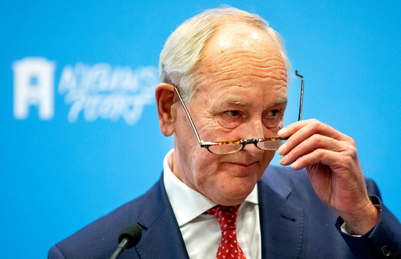 Johan Remkes (VVD) was van 2010 tot 2019 commissaris van de Koning in de provincie Noord-Holland. Eerder was hij minister van Binnenlandse Zaken (2002-2007) en vicepremier (2002-2003)