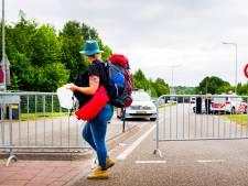Getuigen van aanrijding bij Pinkpop: 'Ik dacht: ze komen de camping op rijden!'