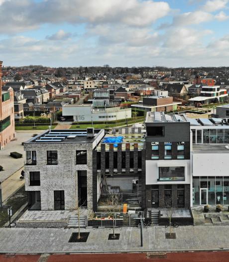 Nieuwbouwwijk Enschede klaar, maar één huis wordt niet afgebouwd