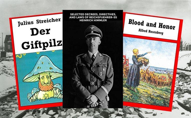 De boeken die bij Bol.com en Amazon verkocht worden.