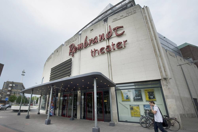 Rembrandt Theater wordt in januari 2016 Stadsbioscoop Rembrandt.