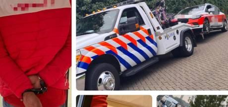 Benevelde Rotterdammer (24) voor de negende (!) keer gepakt voor rijden zonder rijbewijs