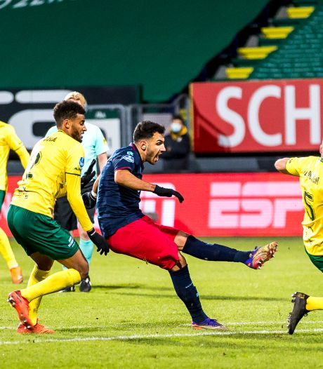 Fortuna boekt eerste zege van het seizoen tegen zeer matig Willem II