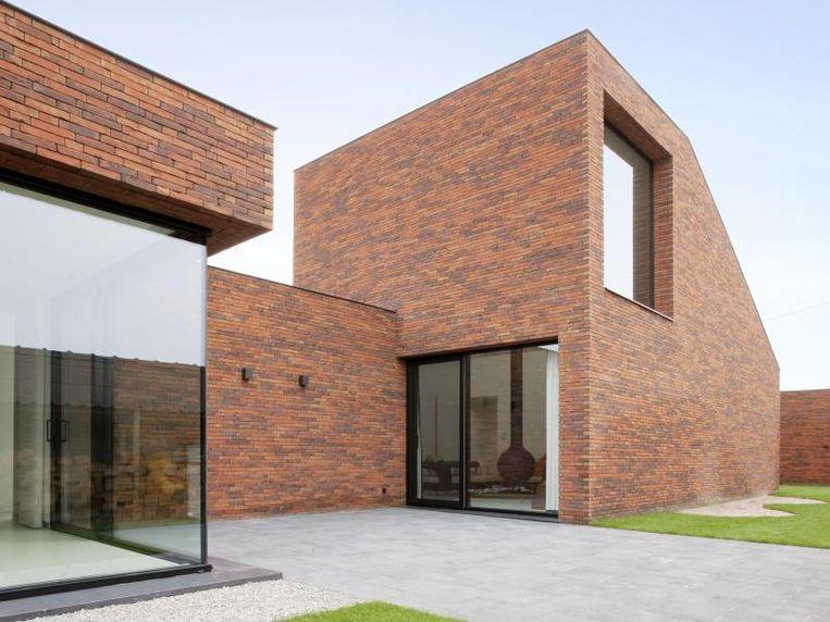 """""""Architecturale verfijning moet je zoeken in details en niet in ingewikkelde volumes en complexe structuren"""", vindt architect Egide Meertens."""
