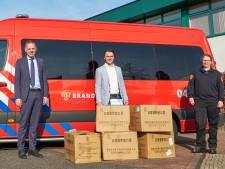 Online drukker doneert 10.000 mondkapjes aan GGD IJsselland dankzij grote aankoop in China