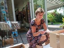 De Boekenmolen in Meliskerke heeft plek voor boeken én wenskaarten