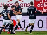 Thomas van Bommel maakt net als vader Mark eerste profgoal tegen Helmond Sport
