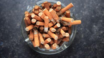Accijnzen op tabak leveren Belgische staatskas 2,3 miljard euro op
