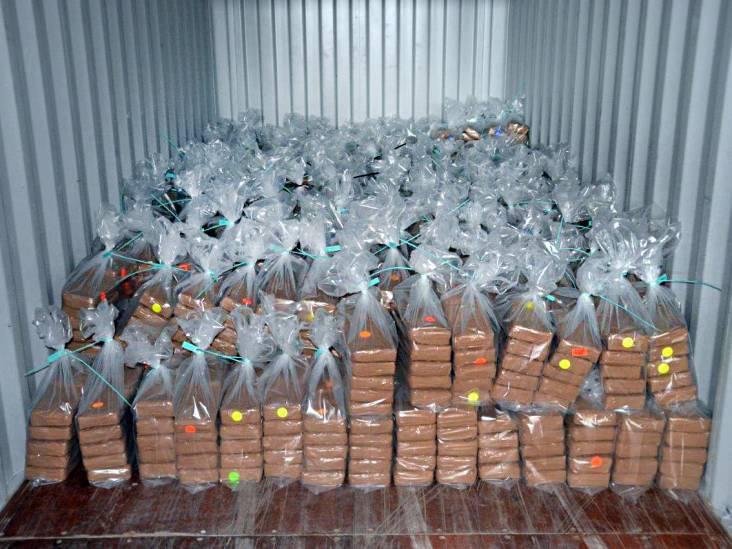 Man uit Made opgepakt in onderzoek naar drugssmokkel met (fruit)containers