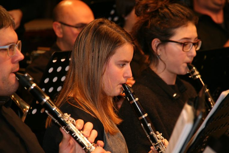 Sommige jongeren hebben wel de juiste instrumenten voor de harmonie gevonden