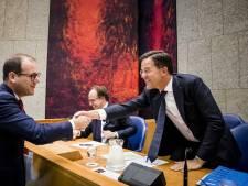 Kabinetsval dichterbij: blijven zitten terwijl Asscher wél zijn conclusies trekt, is lastig uitlegbaar