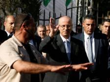 Explosion au passage du Premier ministre palestinien à Gaza