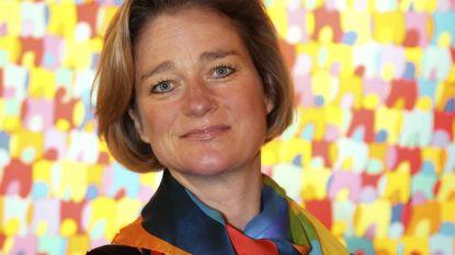 Delphine Boël ontwerpt eigen servies: blabla