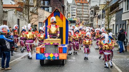 """Carnavalsstoet in Knokke-Heist kan ondanks felle wind plaatsvinden: """"Gewijzigd parcours en enkele maatregelen om veiligheid te garanderen"""""""